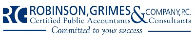 Robinson Grimes CPA Firm in Georgia