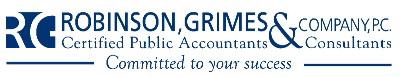 Robinson Grimes CPA Firm in Georgia